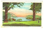 1931 Storm King Highland NEWBURGH, New York Postcard