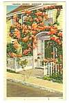 1943 NANTUCKET, MASSACHUSETTS Postcard