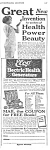 Click here to enlarge image and see more about item MQU010407D5: 1927 Lindstrom ELCO Electric Vibrator QUACK Ad
