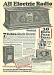 Click here to enlarge image and see more about item MRA022607F2: 1927 RANDOLPH 7 Tube RADIO Magazine Ad