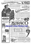 Click here to enlarge image and see more about item MRA030507C5: 1930 MIRACO-MIDWEST RADIO Mag. Ad