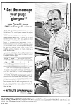 1965 AUTO RACING - Parnelli Jones 1963 Indy Winner Ad