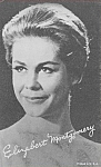 Click here to enlarge image and see more about item MTV112706F1: 1960s ELIZABETH MONTGOMERY Bewitched Penny Arcade Card