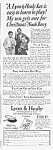 Click here to enlarge image and see more about item MU0620AA3: 1926 SAXOPHONE Music Room Ad