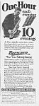 Click here to enlarge image and see more about item MU0620AA4: 1926 SAXOPHONE Music Room Ad L@@K!