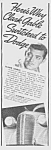 Click here to enlarge image and see more about item MV0530AA1: 1937 CLARK GABLE Dodge Automobile Ad