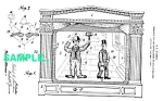 Click here to enlarge image and see more about item PAT0215EE1: Patent Art: 1920s CHARLIE CHAPLIN Savings Bank