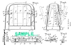 Click here to enlarge image and see more about item PAT0222CC2: Patent: 1940s MANNING BOWMAN Toaster