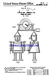 Click here to enlarge image and see more about item PAT0302A4-2007: Patent Art: 1950s TOY TINMAN ROBOT - Mechanical Man