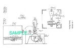 Click here to enlarge image and see more about item PAT0411AA6: Patent Art: 1850s SINGER SEWING MACHINE-matted