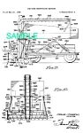 Click here to enlarge image and see more about item PAT0411AA8: Patent Art: ZAMBONI ICE HOCKEY Machine-matted