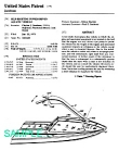 Click here to enlarge image and see more about item PAT0411BB2: Patent Art: 1970s JETSKI Seadoo COOL!