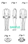 Click here to enlarge image and see more about item PAT0411CC2: US Patent: STAR TREK: TMP Kirk Uniform