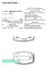 Click here to enlarge image and see more about item PAT0411CC3: US Patent: STAR TREK: TMP Kirk Belt Buckle