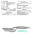 Click here to enlarge image and see more about item PAT0411DD2: US Patent: STAR TREK TNG Enterprise-Picard