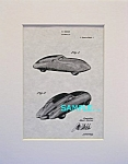 Click here to enlarge image and see more about item PAT0816BB4: Patent Art: 1937/8 Heinz PHANTOM CORSAIR - matted