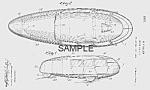 Patent Art: 1937 Fuller DYMAXION AUTO - matted
