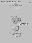 Click here to enlarge image and see more about item PAT0818AA5E: Patent Art: DR. DOODLE #132 FISHER PRICE Toy-matted