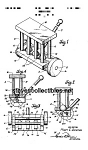 Click here to enlarge image and see more about item PAT0818FF13: Patent Art: POP 'N RING #808 FISHER PRICE Toy-matted