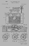 Patent Art: TV-RADIO #148 FISHER PRICE Toy-matted