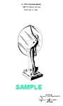 Click here to enlarge image and see more about item PAT0824CC9: 1920s Art Deco FRANKART NUDE LAMP B-Patent