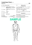 Click here to enlarge image and see more about item PAT1002AA6E: Patent: 1980s STAR WARS Boba Fett Toy Figure