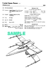 Click here to enlarge image and see more about item PAT1002BB2E: Patent: 1980s STAR WARS X-Wing Fighter Toy