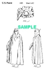 Click here to enlarge image and see more about item PAT1002BB7: Patent:80s STAR WARS Emperors Royal Guard Toy