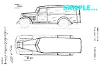 Click here to enlarge image and see more about item PAT1114AA6: Patent Art: 1930/31 REO PANEL TRUCK - Matted