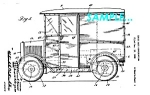 Click here to enlarge image and see more about item PAT1127AA1: Patent Art: 1931 Divco-Detroit MILK TRUCK - matted