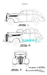 Patent Art: 1937 DODGE AUTOMOBILE
