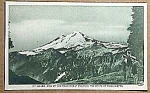 WWII/Soldier MT. BAKER, WASHINGTON Postcard