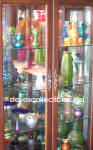 Click to view larger image of VICTORIAN ART GLASS DISPLAY Photograph - LTD Edition (Image2)