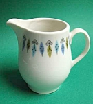 Click here to enlarge image and see more about item PO0721A1-2006-1153595173: Syracuse NORDIC Pattern CREAMER Dinnerware 1960s