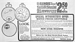 Click here to enlarge image and see more about item POC531AA1: 1918 ILLINOIS POCKET WATCH Magazine Ad