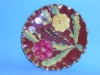 Click to view larger image of Vintage Italian POTTERY Bon Bon Dish (Image2)