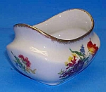 Click here to enlarge image and see more about item POT703A5: Lovely SCAMMELL AMERICAN CHINA Open Vanity Dish