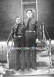 Vintage AFFECTIONATE Military MEN Photo - GAY INTEREST