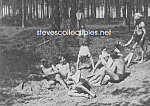 1930s Half-Naked SOLDIERS at Play Photo-GAY INTEREST