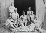 c.1880 YALE CREW Hot Team Photo - GAY INTEREST