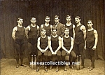 1904 RUTGERS GymnasticsTeam MUSCULAR Photo-GAY INTEREST