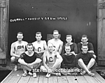 1912 CORNELL CREW Handsome Team Photo - GAY INTEREST