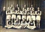 1916 Albion College Men TRACK TEAM Photo - GAY INTEREST