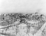 c.1916 HARTFORD, CT Birds-Eye Photo - 8 x 10