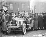 c.1908 NEW YORK TO PARIS Race-LeLouvier Photo - 8 x 10