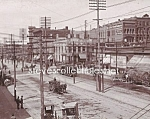 c.1900 SALT LAKE CITY UTAH Streetcar Scene Photo-8 x 10