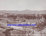 c.1900 SALT LAKE CITY UTAH Mormon LION HOUSE+ Photo