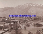 c.1900 OGDEN, UTAH Area-Mountains PHOTO