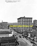 Click here to enlarge image and see more about item PR0504A5-2007: c.1900 BIRMINGHAM, ALABAMA 20th Street - Photo - 8 x 10