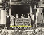 1920 WOMENS SUFFRAGE Rep. Convention Photo - 8x10